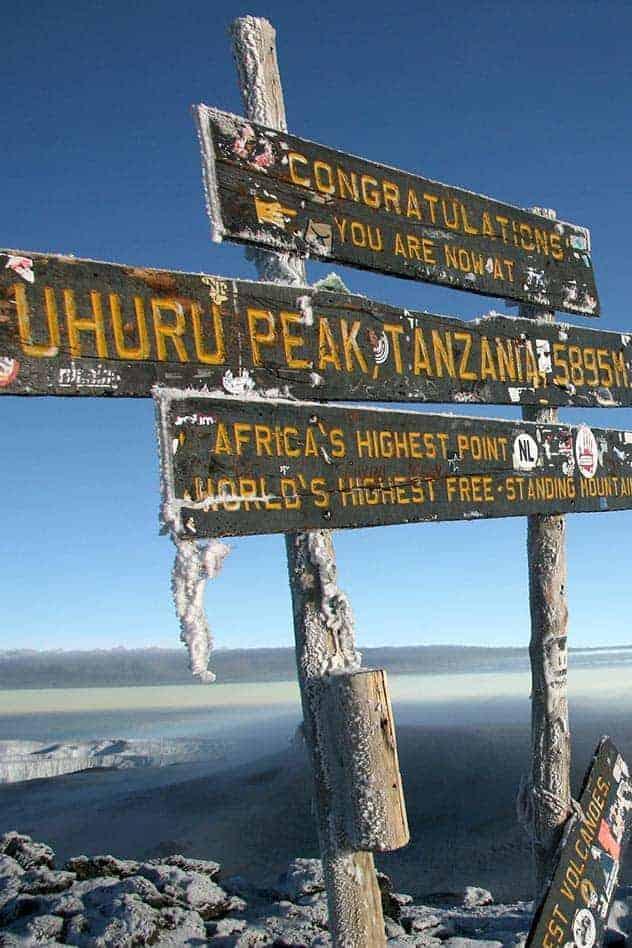 kilimanjaro board