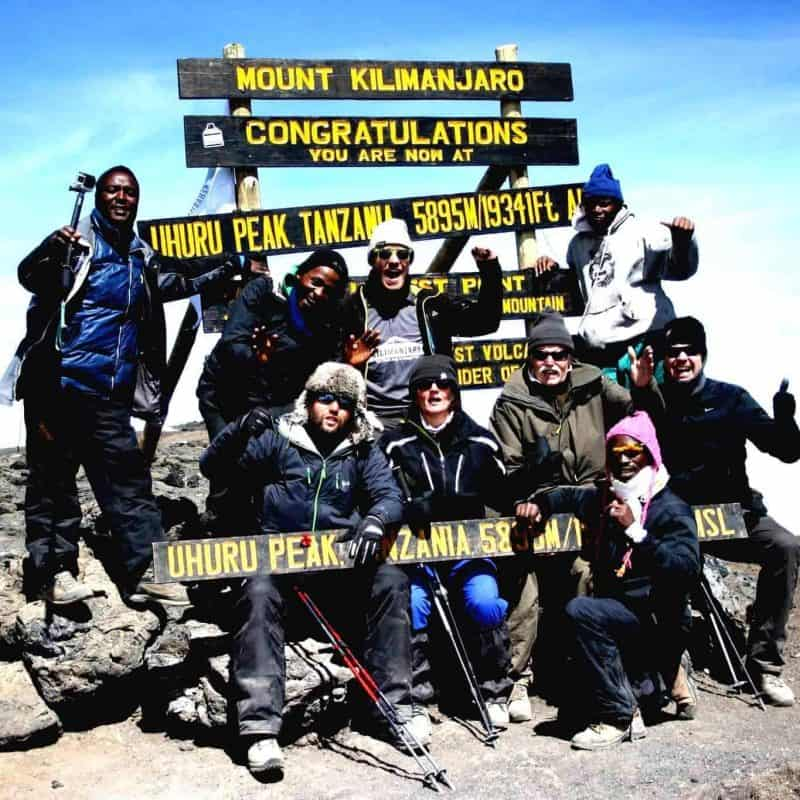 Rongai Route Mount Kilimanjaro Climb