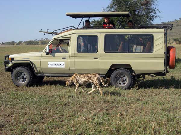 tanzania safari vehicle1